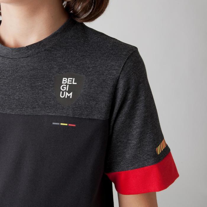 T-shirt de football enfant FF100 Belgique - 1300260