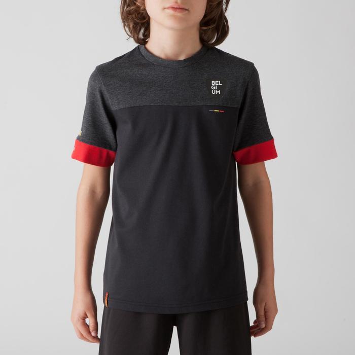 T-shirt de football enfant FF100 Belgique - 1300262
