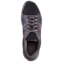 Damessneakers Propulse Walk zwart/roze - 130027