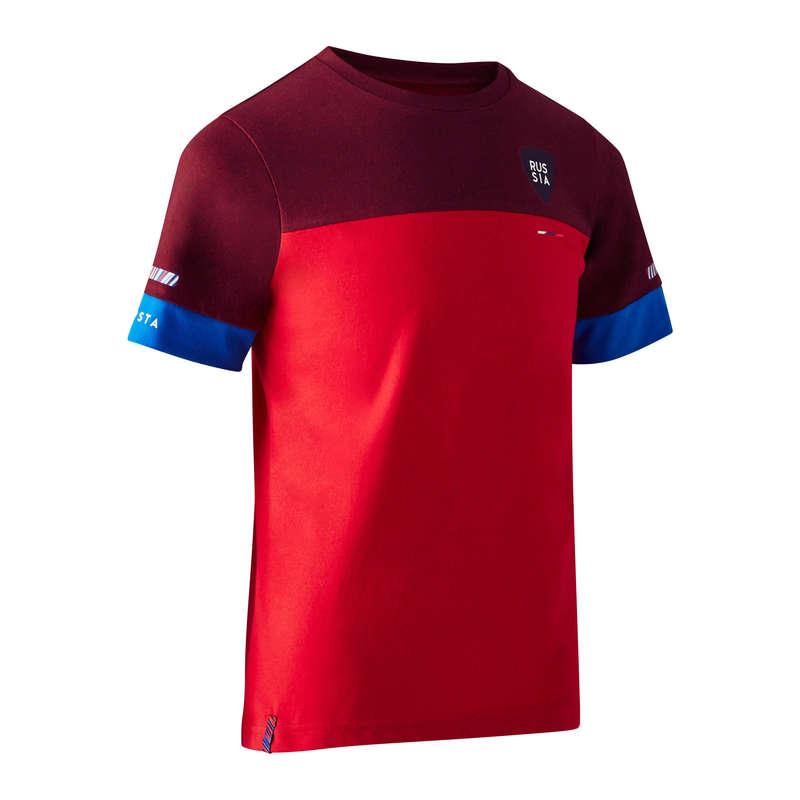 RUSSIA EQUIPE NATIONALE Lagsport - T-shirt FF100 Ryssland jr KIPSTA - Lagsport 17