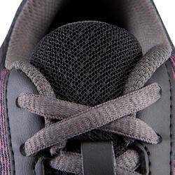 Damessneakers Propulse Walk zwart/roze - 130032