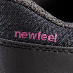 Damessneakers Propulse Walk zwart/roze - 130033