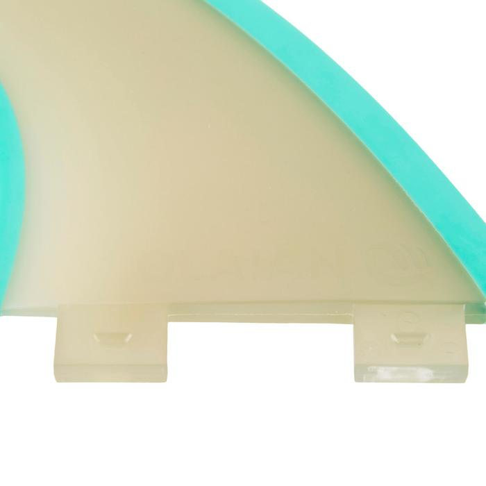 "Ailerons 500 soft edge 4""5 X3 bord - 1300371"