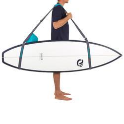 Draagriem voor surfboard en longboard
