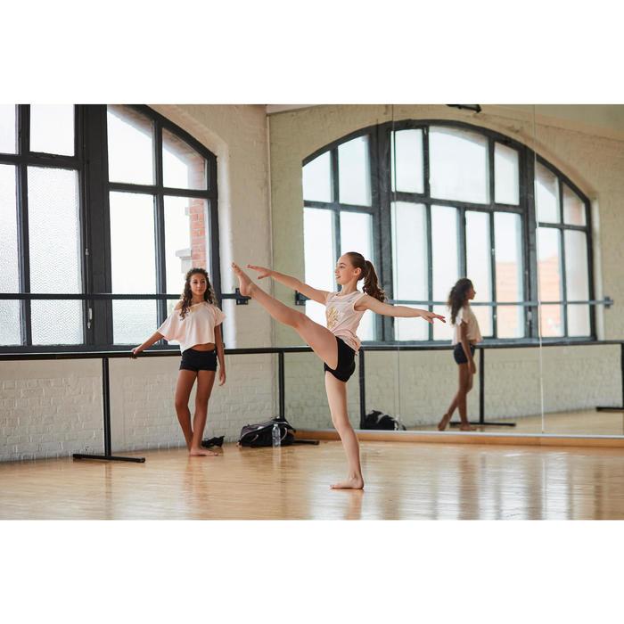 Mini-short de danse fille noir - 1300531