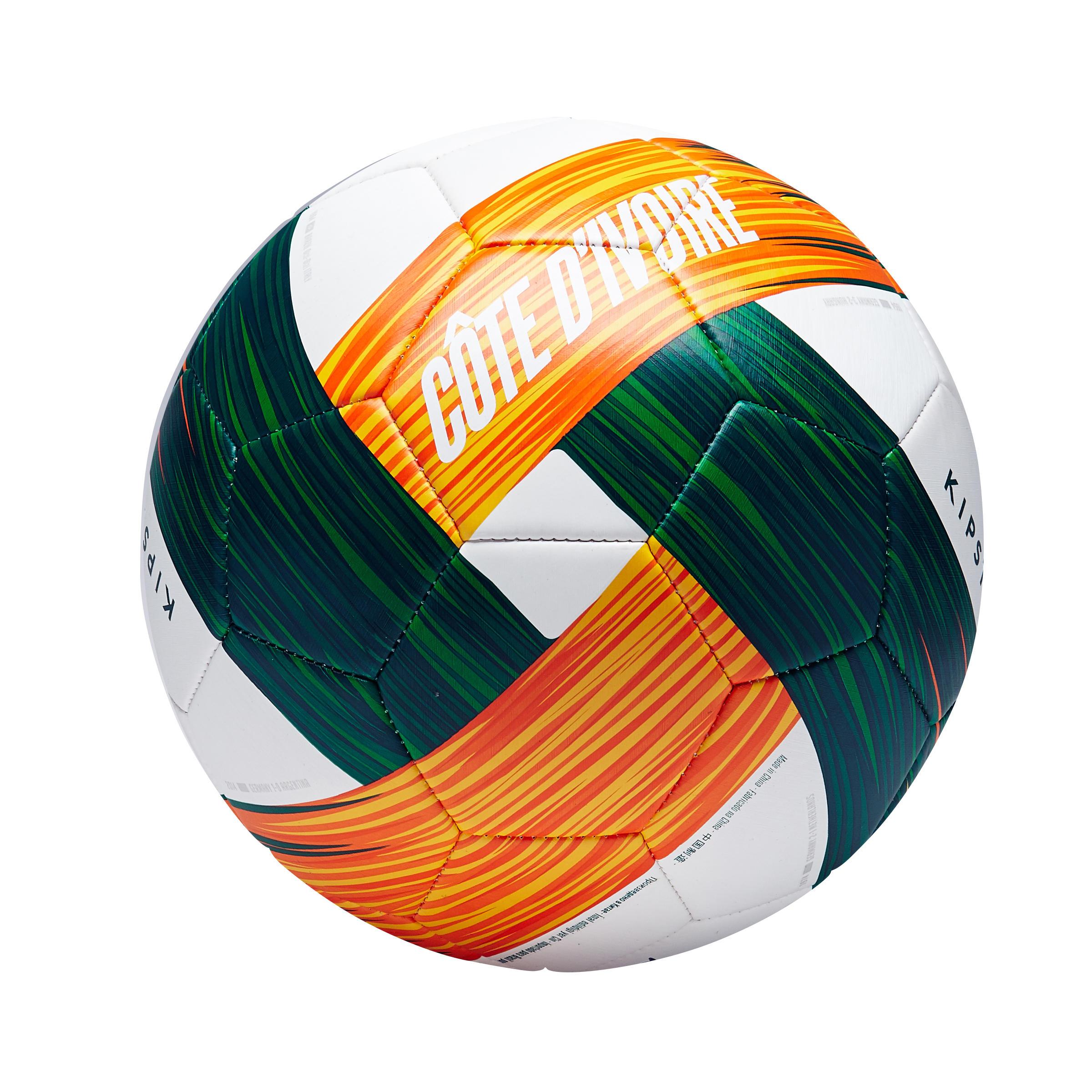 Ballon football CDI...