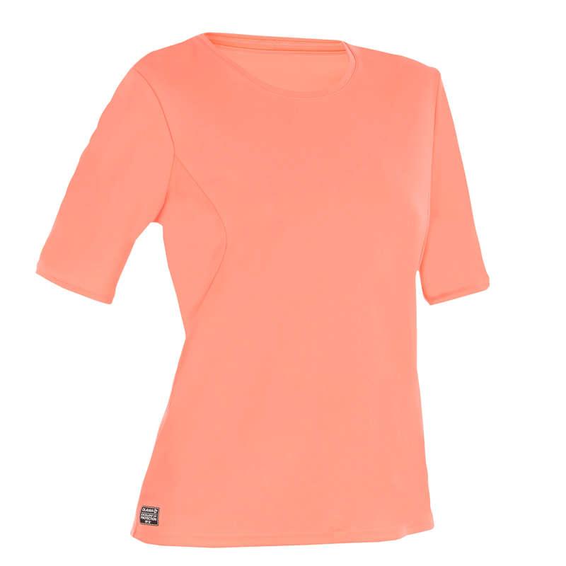Солнцезащитная одежда для женщин Купальники и плавки - Футболка UVTSS жен. OLAIAN - Купальники и плавки