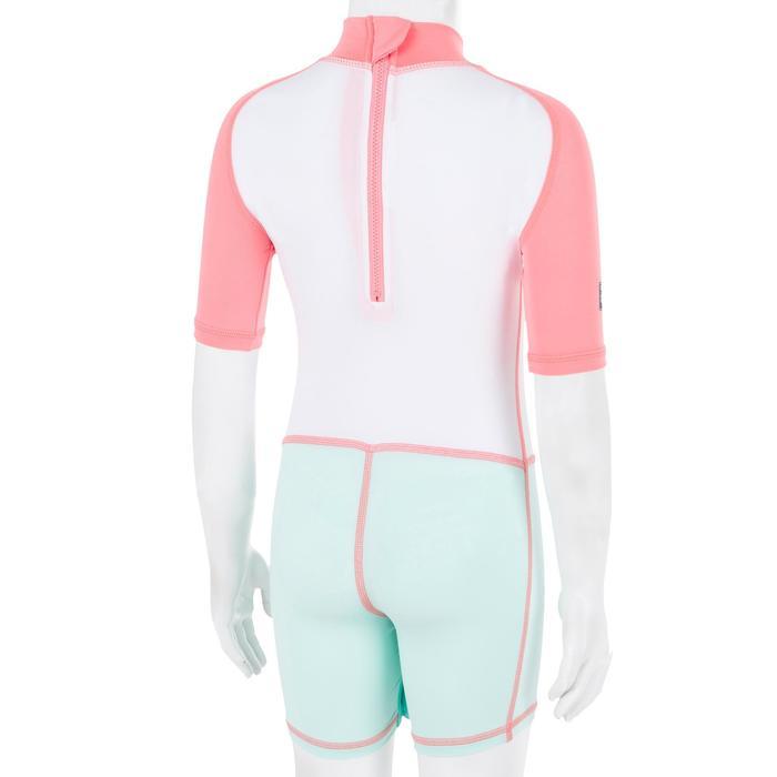 tee shirt anti UV shorty surf manches courtes bébé - 1300843