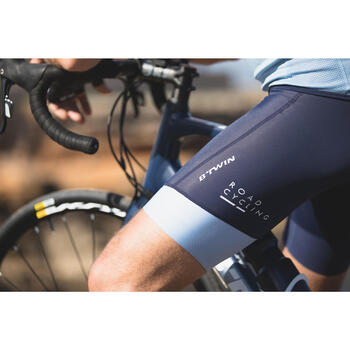 CUISSARD VELO ROUTE HOMME ROADCYCLING 900 NAVY - 1300939