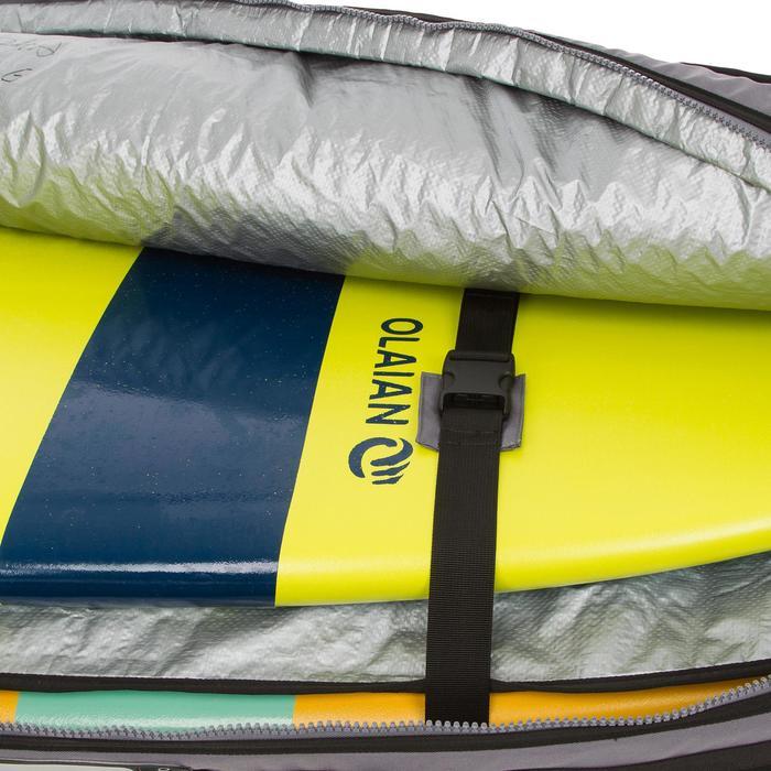 Boardbag 900 Reisetasche für 2 Surfboards 7' Travelbag