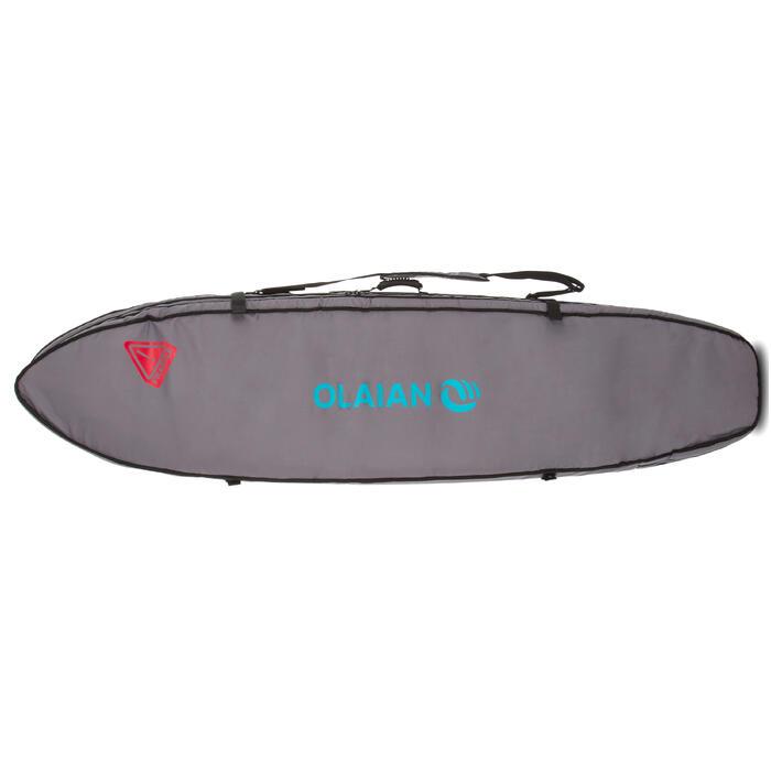 "Boardbag für 2 Surfboards 7'2"""