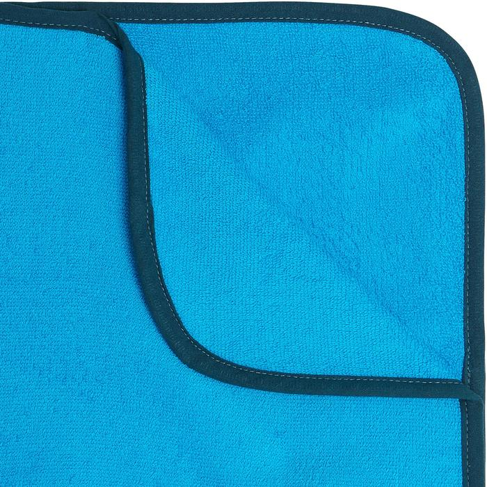 SURF PONCHO ADULT 500 Turquoise