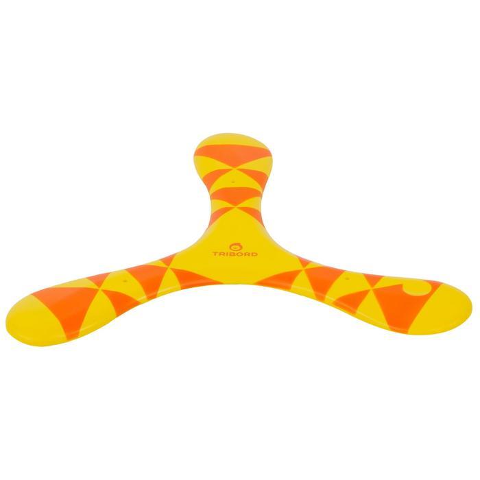 Boemerang soft linksh. oranje