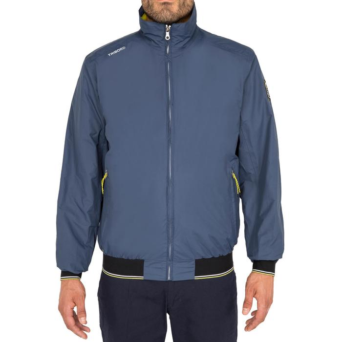 Race 100 men's yacht racing sailing anorak - dark blue
