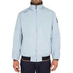 Race 100 men's yacht racing sailing anorak - blue denim