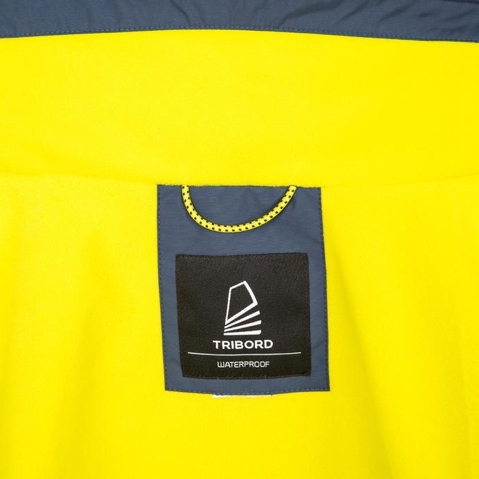男款帆船競賽連帽外套Race100-深藍色