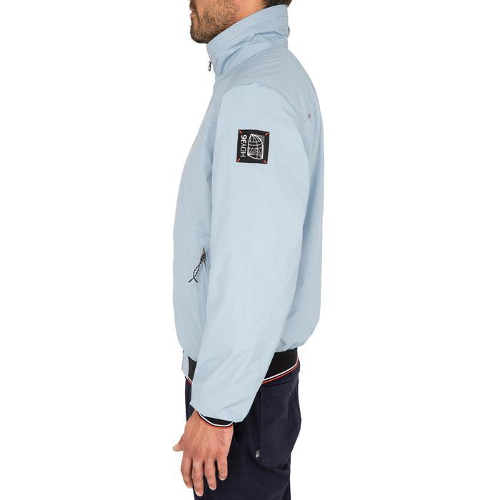 男士航海運動厚外套 Race 100 - 單寧藍