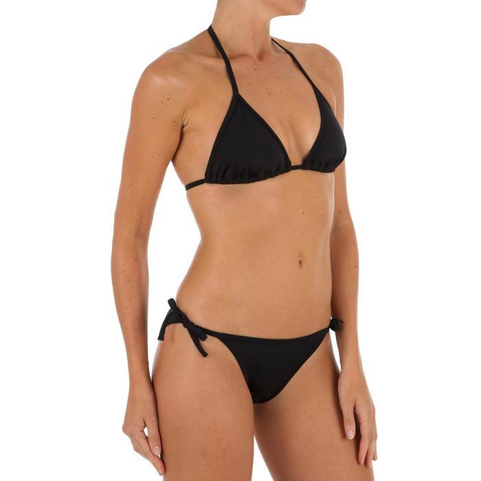 Bas de maillot de bain de surf femme nouée côté SOFY ORIGAMI - 1301689