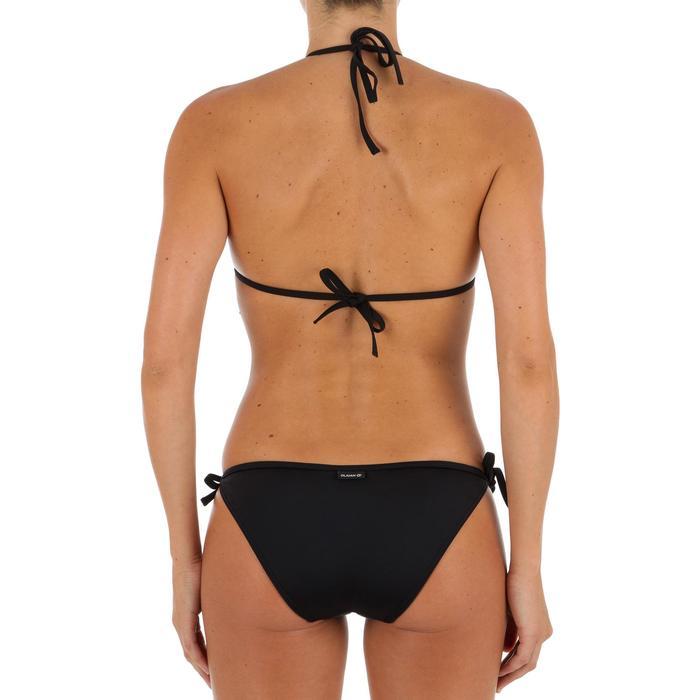Bas de maillot de bain de surf femme nouée côté SOFY ORIGAMI - 1301692