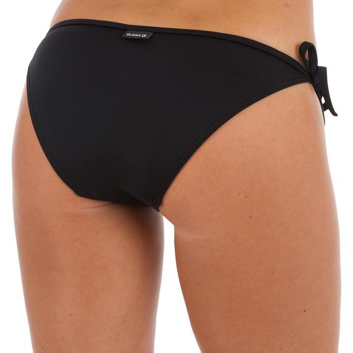 Bas de maillot de bain de surf femme nouée côté SOFY ORIGAMI - 1301696