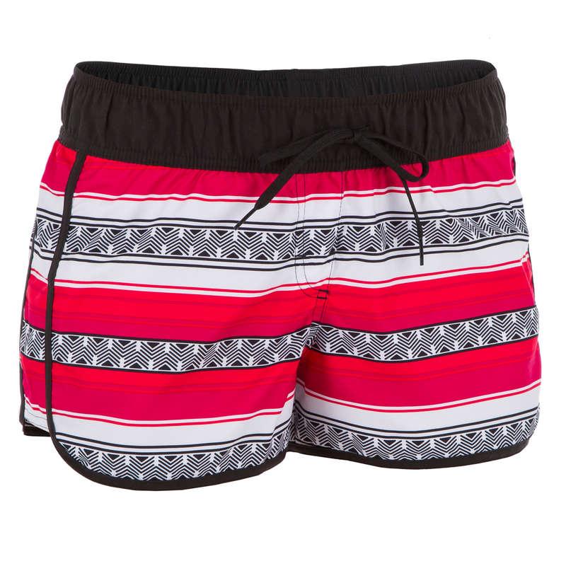 WOMEN BEGINNER SURF SWIMSUIT Clothing - Tini Boardshorts - Guarana OLAIAN - Swimwear and Beachwear