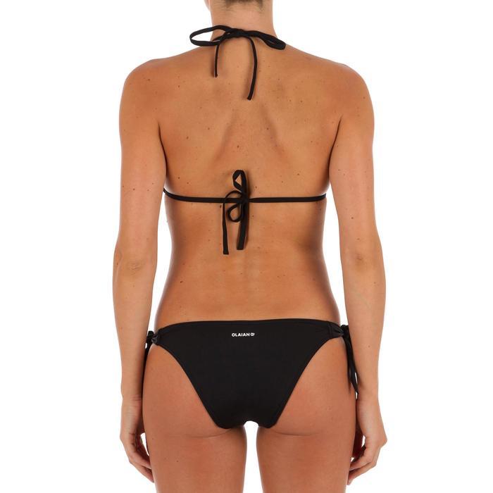 Haut de maillot de bain femme triangle coulissant avec coques MAE CORAIL - 1301838