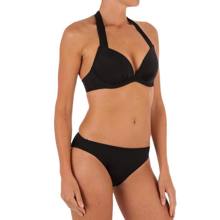 Haut de maillot de bain femme push up avec coques fixes ELENA - 1301849