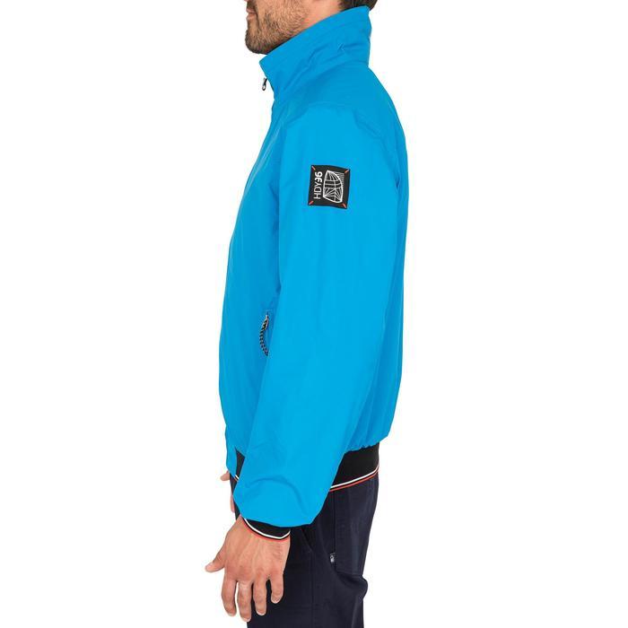 Blouson de régate bateau homme Race 100 bleu