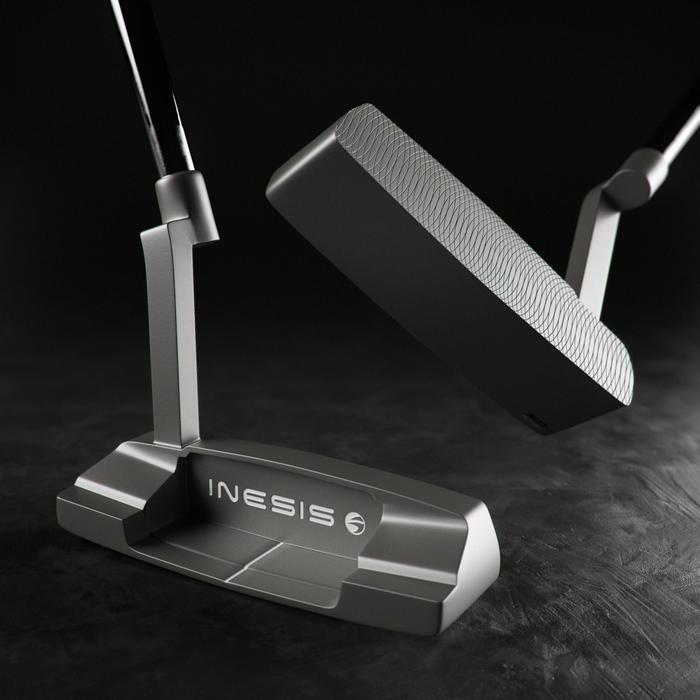 Putter de golf rectangular adulto diestro 500 34""