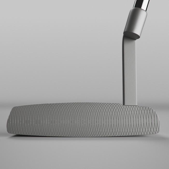 """Golf Putter Blade 500 34"""" RH Erwachsene"""