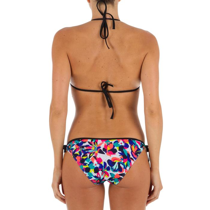 Haut de maillot de bain femme triangle coulissant avec coques MAE CORAIL - 1302010