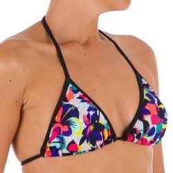Bikini-Oberteil Triangel verschiebbar mit Formschalen Mae Damen