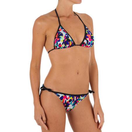 Panty de bikini de surf mujer anudada a los lados SOFY STREET