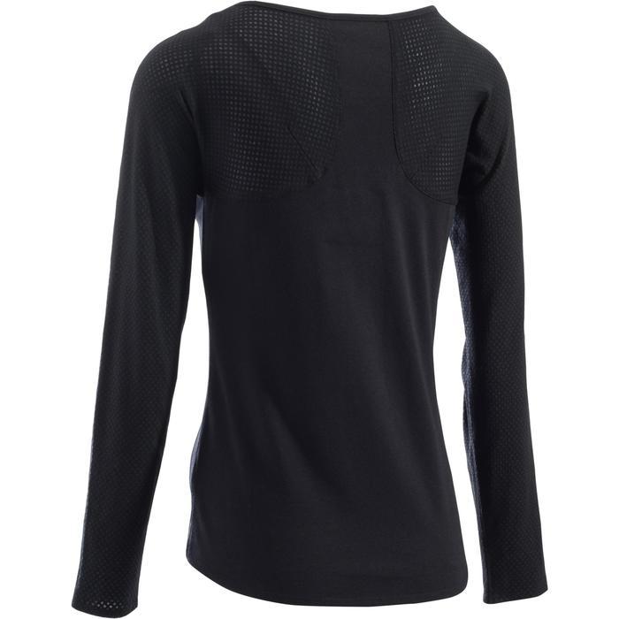 T-Shirt 900 manches longues Gym & Pilates Femme - 1302020