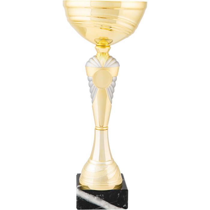 Pokal C521 silber/gold