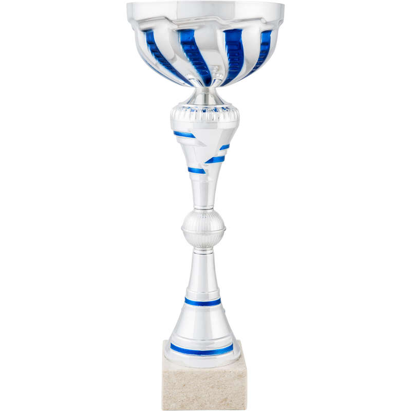 CUPS Medals and Trophies - C540 Cup - Silver/Blue WORKSHOP - Accessories