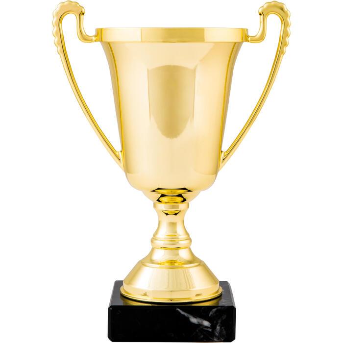 Beker C150 goud 18 cm