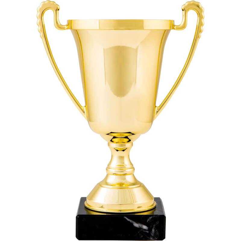 KUPÁK Röplabda, strandröplabda - Kupa C150, arany, 18 cm DECATHLON - Edzésfelszerelés