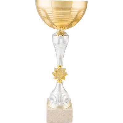 גביע C900 - זהב/כסף