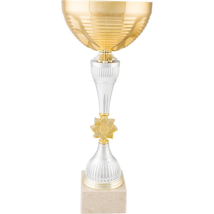 Beker C900 goud/zilver