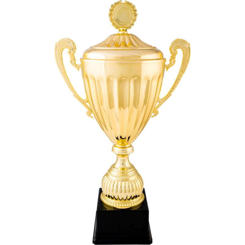 CUPS Medals and Trophies - Trophy C920 - Gold TROPHEE VAINQUEUR - Accessories