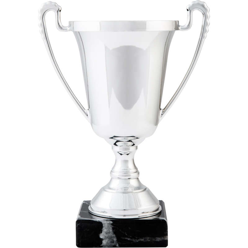 KUPÁK Műhely - Kupa C150, ezüst, 18 cm DECATHLON - Műhely
