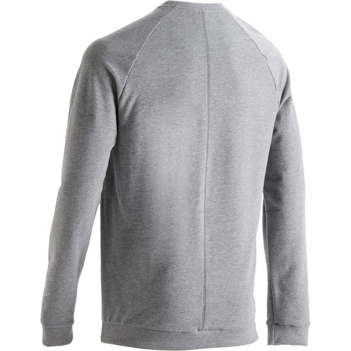 Sweat Training Homme 120 Gris Clair