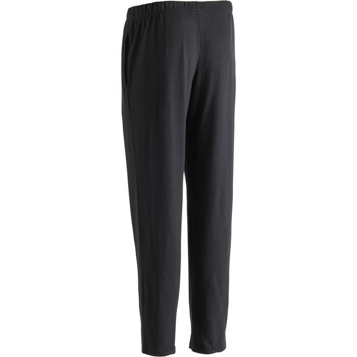 Pantalon 100 Regular Gym & Pilates homme - 1302123