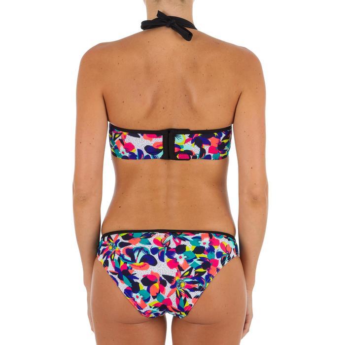 Haut de maillot de bain femme bandeau avec coques et armatures LEA BALI - 1302129