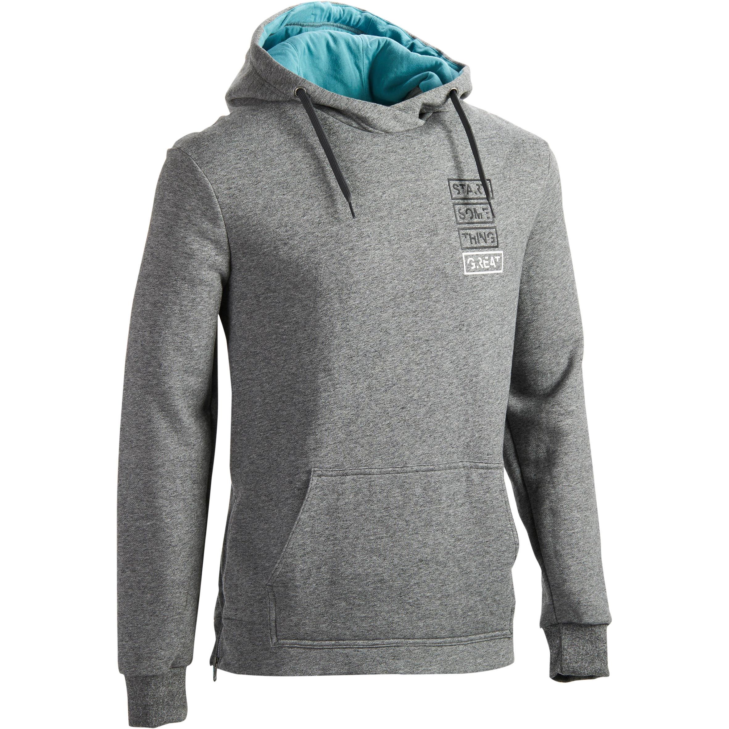 920 Hooded Gym &...