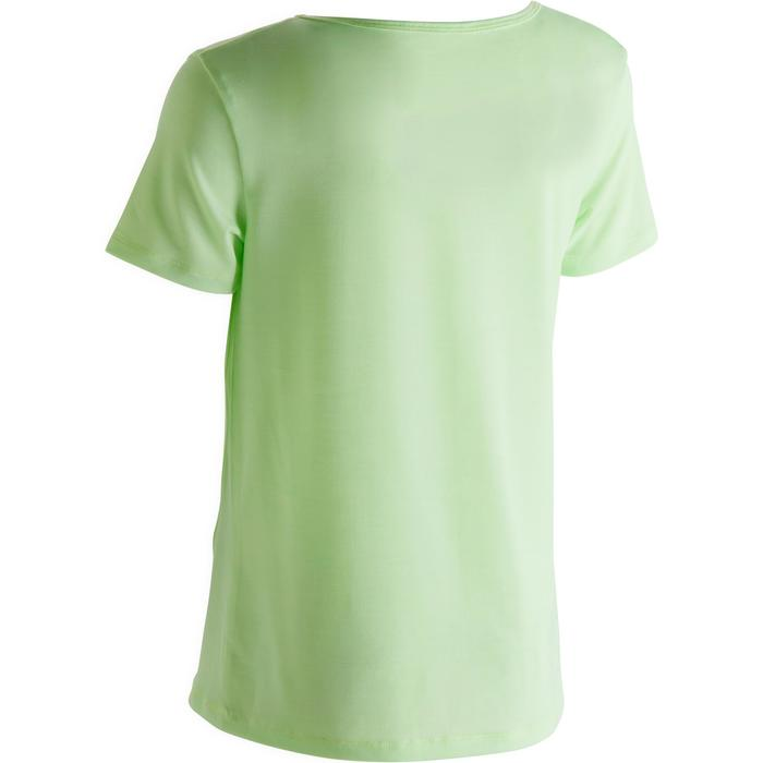 T-Shirt manches courtes S500 Gym Fille - 1302166