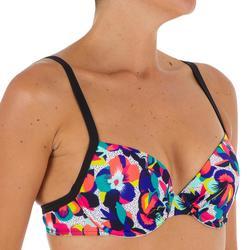 Dames balconnet bikinitop met X- of U-rug Elo Terra