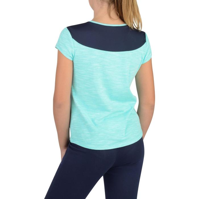 T-Shirt 500 manches courtes Gym Fille - 1302235