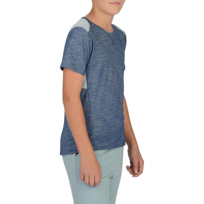 T-Shirt 500 manches courtes Gym garçon - 1302237
